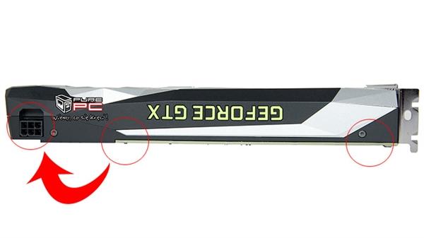 GTX 1060设计匪夷所思:飞线延伸6pin