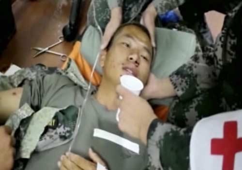 中國維和部隊南蘇丹遇襲