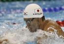 选拔赛成绩达奥运标准却无缘里约 日本蛙王无奈退役