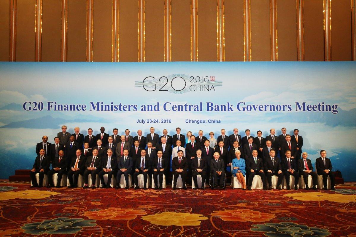 G20财长会议闭幕 凸显中国力量 中国仍是 动力源