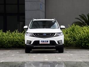 吉利汽车 远景SUV 2016款 1.3T CVT旗舰型