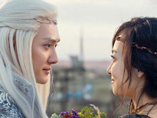 冯绍峰宋茜甜蜜相遇 《幻城》助力优酷玄幻季