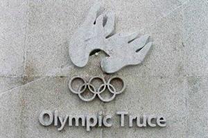 奧運迎首個難民運動隊 聯大呼籲比賽期間各國休戰
