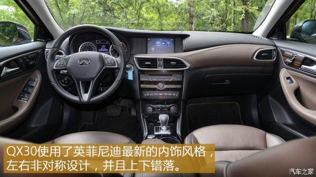 英菲尼迪(进口) 英菲尼迪QX30 2016款 2.0T 基本型
