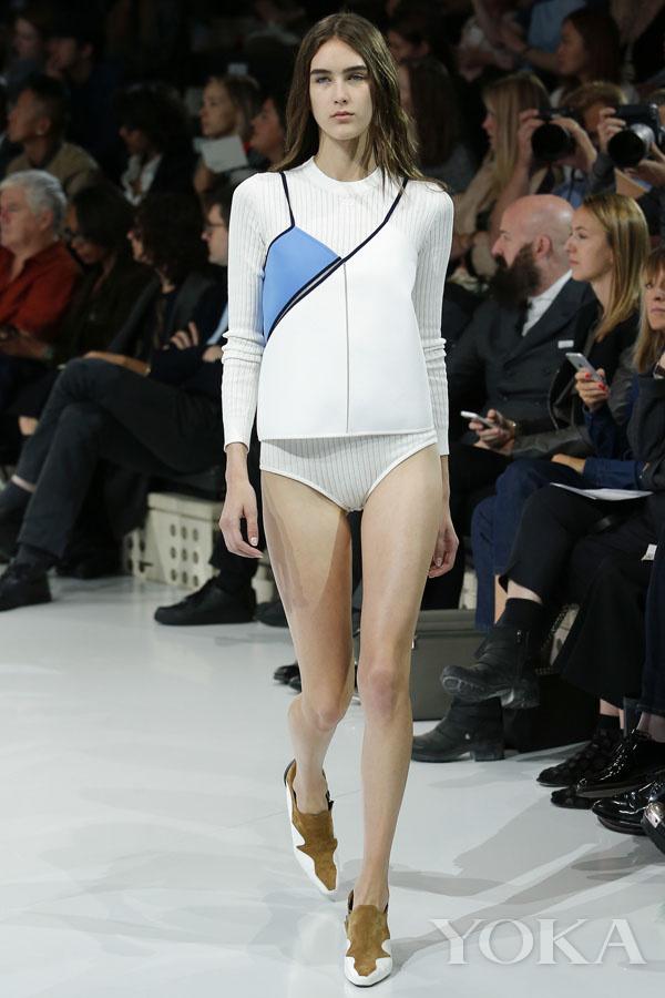 提前穿上Bodysuit引领风潮!