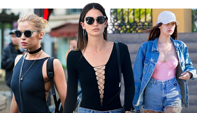 時尚圈最火Bodysuit是什麼鬼?反正穿的人引領風潮
