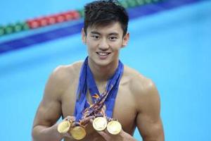 中國游泳隊抵達里約受追捧 寧澤濤:加強夜間訓練