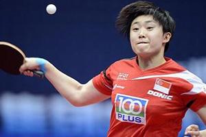 里约乒乓球选手近1/4是华人 美国队6人参赛5人华裔