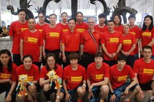 中国女篮领队:这是男女篮最困难的一届奥运会