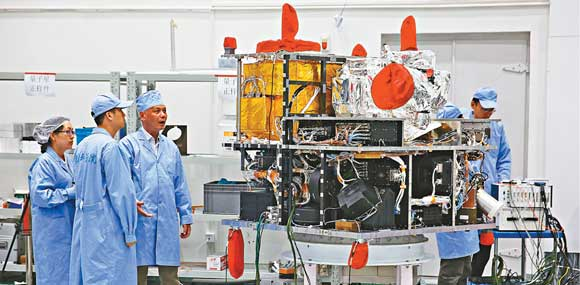 中國首顆量子衞星中下旬發射 英媒:後續或部署20顆