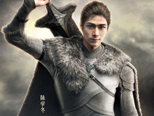 """《爵迹》曝角色海报  陈学冬分饰三""""战士""""诠释成长力"""
