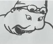 娛樂圈漫畫高手:竇靖童手繪漫畫神還原傅園慧