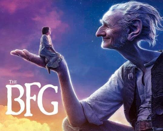 斯皮尔伯格新片《圆梦巨人》有望国内上映