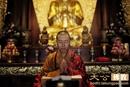 庄严清净 真容寺举行结夏安居仪式及盂兰盆节地藏孝亲法会