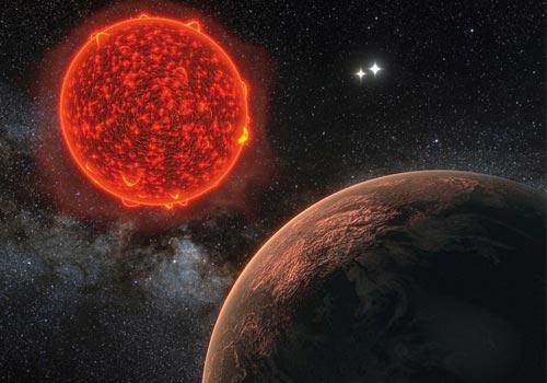 科学家发现宜居行星 距地球仅4.2光年或存液态水