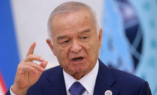 传乌兹别克斯坦总统已去世 中亚棋局恐生乱