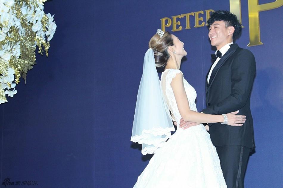 何潤東大婚群星助陣:蕭敬騰唱歌 孫儷眼眶泛紅