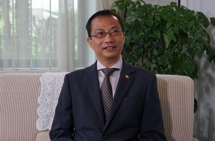 缅甸驻南宁总领事:期待缅中合作成果更丰硕