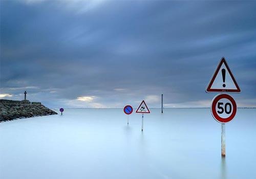 法国有条公路一天只出现两次 一言不合就消失