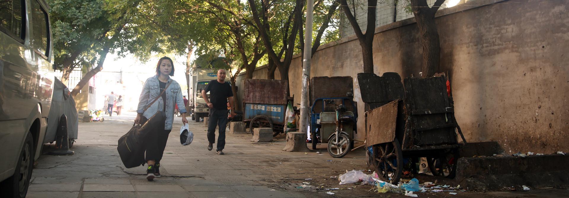 鬧市孤島——城中村安家樓印象