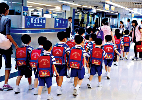 内地工作生活子女被公校拒 深14港童家庭控教局