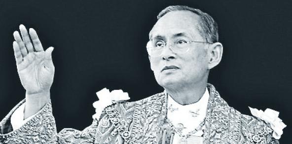 泰王病逝举国痛哭 一生传奇经历19场政变35位总理