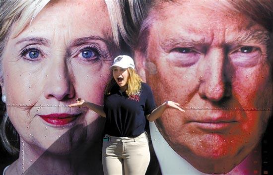 美國大選辯論收官戰!1分鐘看完他們説了什麼