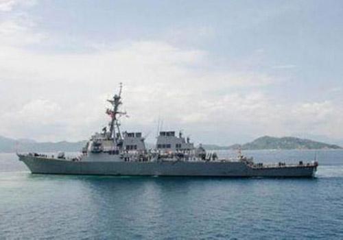 中国军舰将首停金兰湾 外媒:越南在中美间找平衡