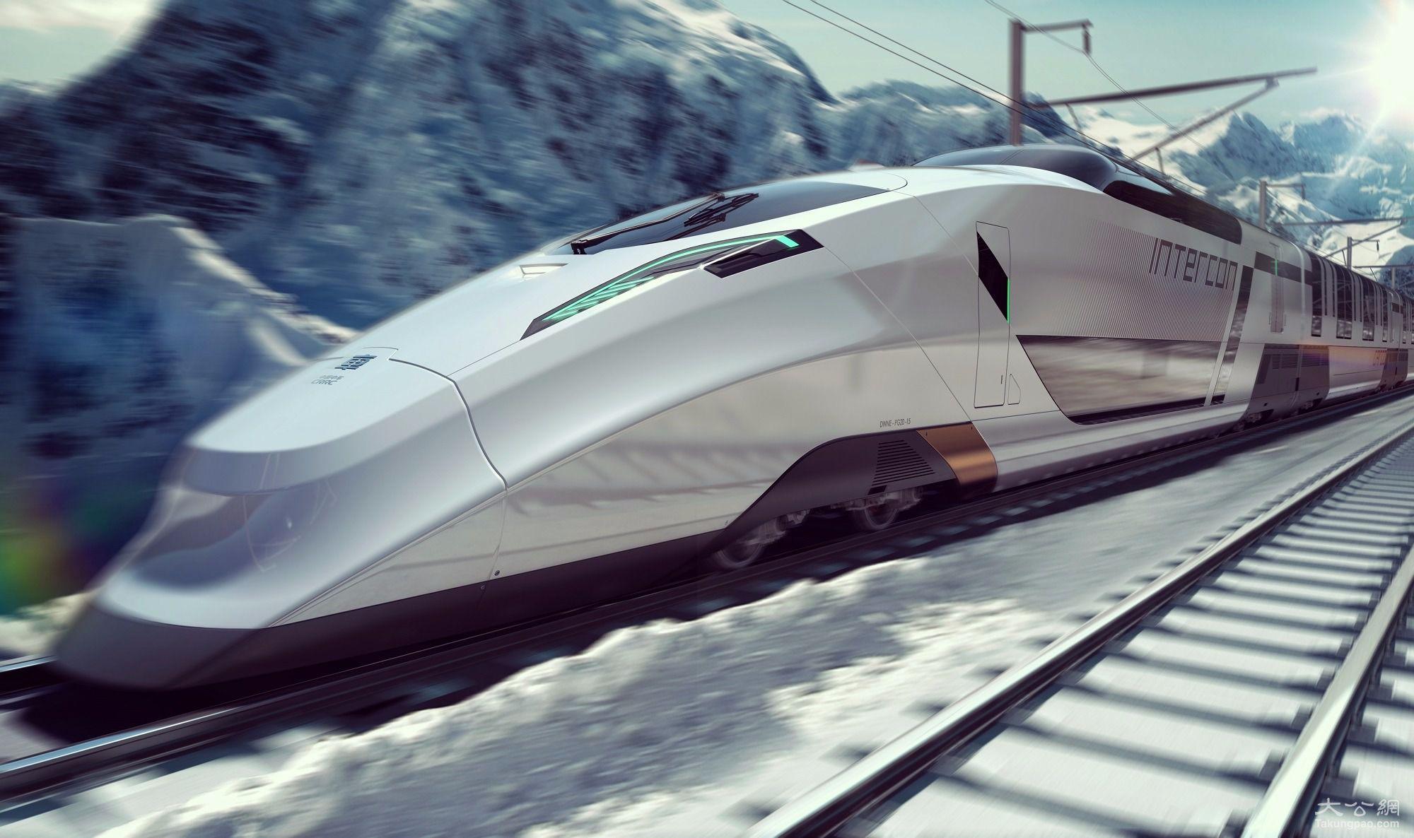 中车青岛四方机车车辆股份有限公司的洲际高速列车凭借出色的