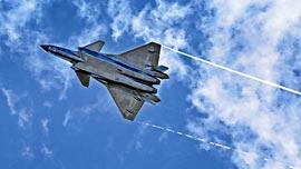 歼-20首揭神秘面纱 空军多型装备赴珠海航展