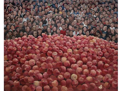 作品名称:苹果