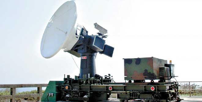 解放軍四代雷達抗美日隱形機