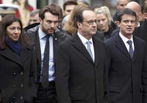 法国纪念巴黎恐袭一周年