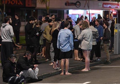 新西蘭發生8.0級地震