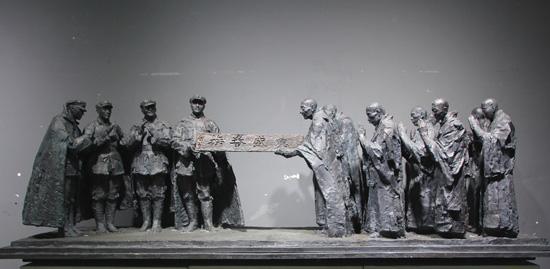 上承传统下启未来 云南举办第三届雕塑艺术展