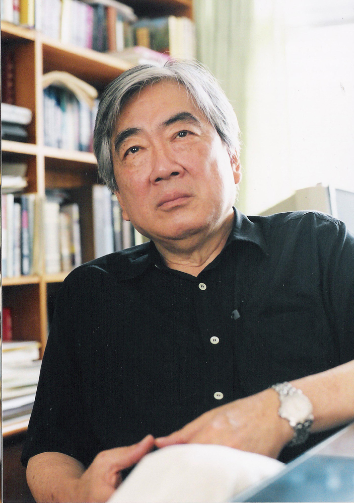 陈映真先生告别仪式将于12月1日在八宝山举行-激流网