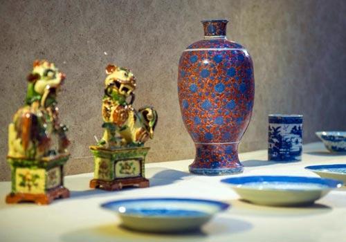 十件珍貴文物迴歸中國