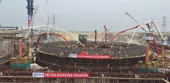 中企強勢競標埃及核電項目 與韓法爭勝地中海