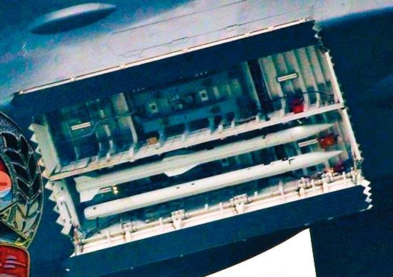 華超音速空空飛彈先發制勝 可有效打擊隱形戰機