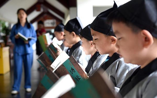 """""""老实大量纯读经法""""离儒家教育有多远?"""