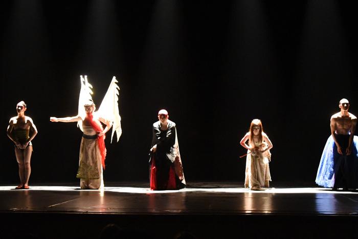 北京现代舞团《三更雨·愿》精彩亮相埃及