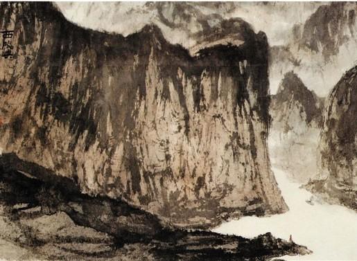 傅抱石绘画作品流散与收藏