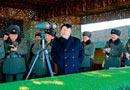 """回应""""史上最严对朝制裁"""" 小金下令瞄准首尔军演"""