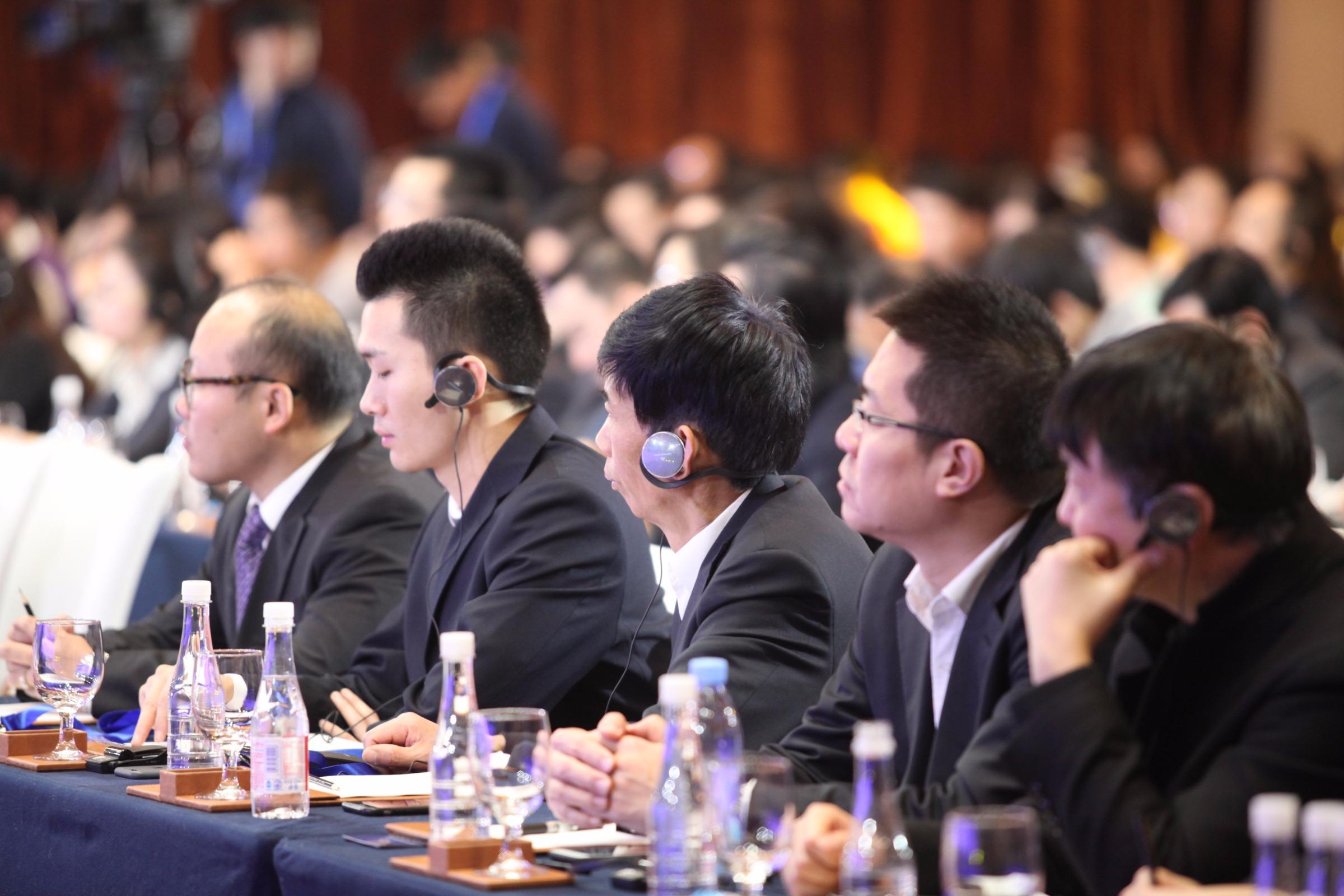 2016央视财经论坛暨中国上市公司峰会在京开幕