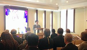 世界基督教教会联合会执行委员会会议首次在中国召开