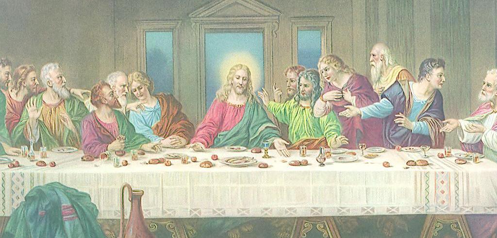 """圣经与""""五饼二鱼"""""""