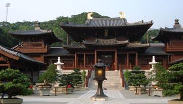 港古老庙宇建造技术失传 兴建修缮需日本寻专家