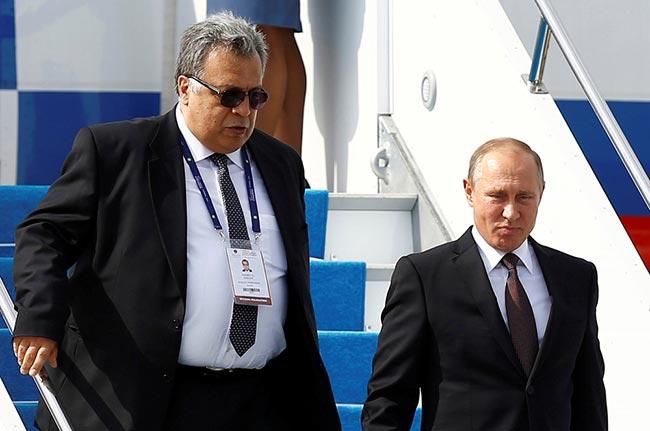 89年来首位俄罗斯大使遇刺 普京震怒誓反击