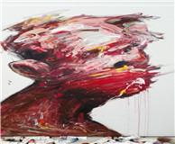 作品名称:飚派系列作品 油画人物 150x200cm