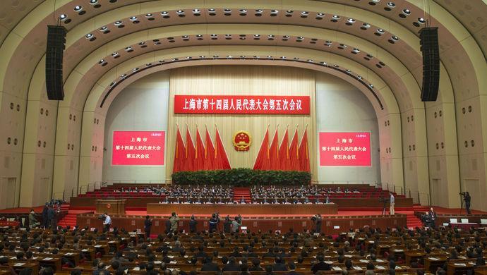 杨雄辞去上海市长职务